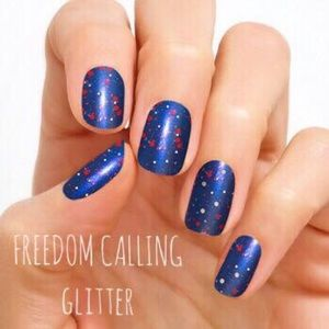 Accessories - Color Street Nail Strips - Freedom Calling